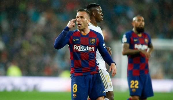 Arthur a été vendu à la Juventus par le FC Barcelone.