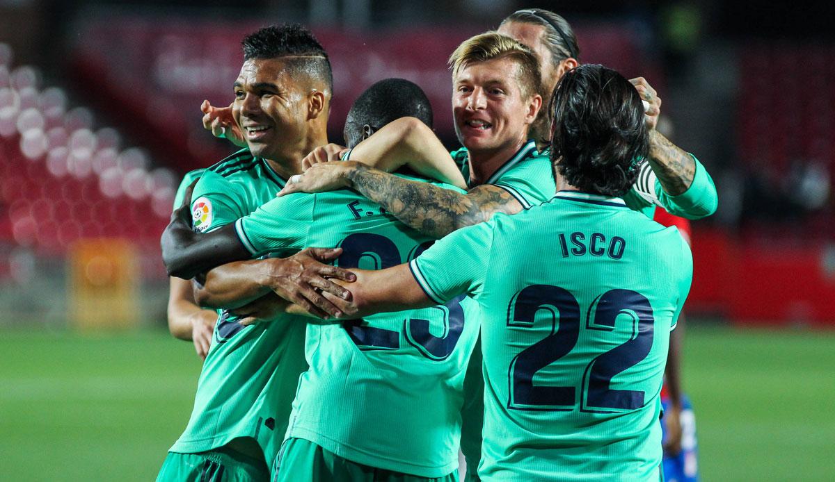 Meister Primera Division