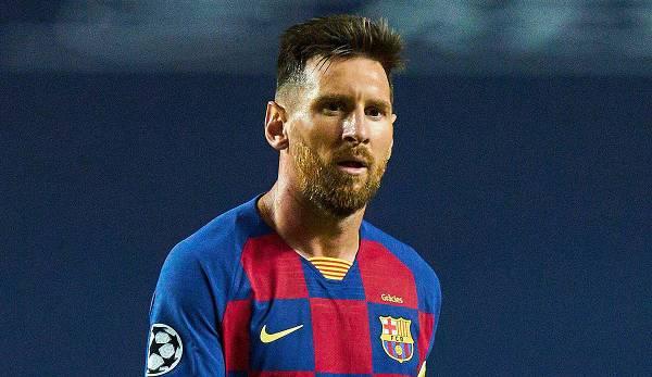 Bericht: Messi will angeblich FC Barcelona verlassen