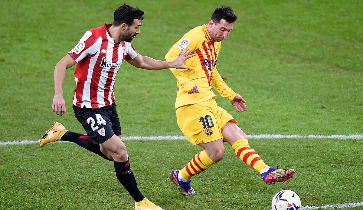Spanische Supercopa, Finale: Darum kommt FC Barcelona vs. Athletic Bilbao nicht live im TV und Livestream
