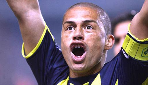 <b>Alex de</b> Souza spielte 48 Mal für die Nationalmannschaft Brasiliens und <b>...</b> - alex-de-souza-514