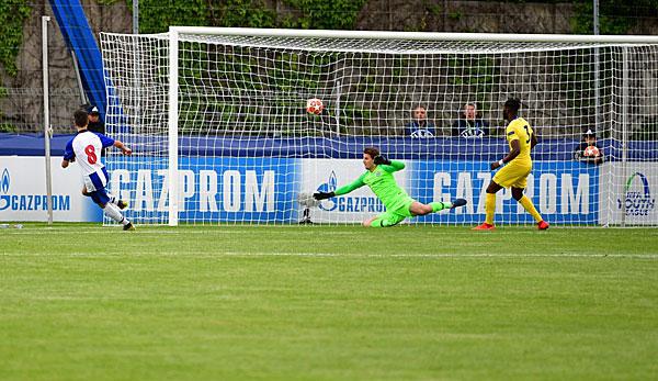 Youth League FC Porto Bezwingt Chelsea Im Finale