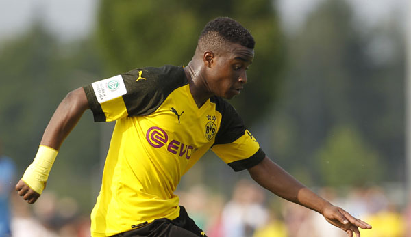 Torrekord durch BVB-Talent Moukoko