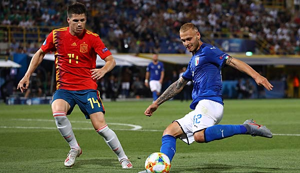 Livestream Italien Spanien