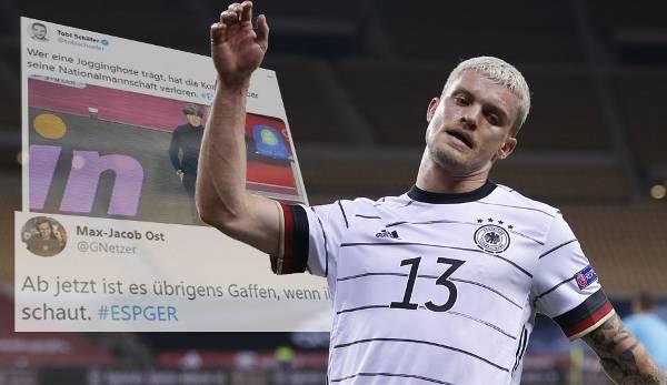 Spanien Deutschland 2021