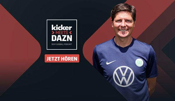 Oliver Glasner im kicker meets DAZN - Der Fußball Podcast: Wir kannten unseren Gegner nicht