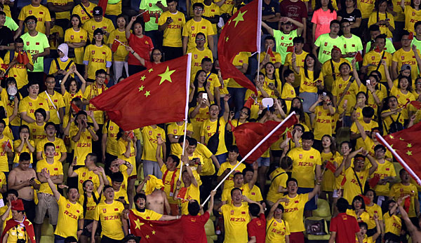 china liga tabelle