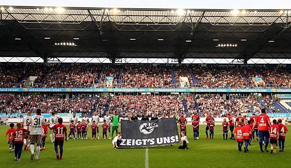 Waldhof Mannheim - KFC Uerdingen: Relegations-Rückspiel ...