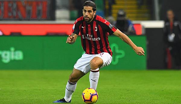 BVB wohl an Ricardo Rodriguez vom AC Milan interessiert