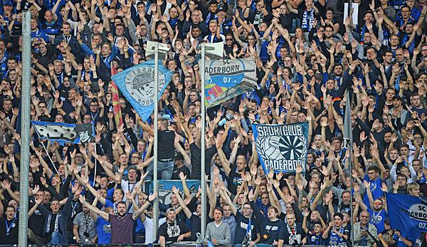 Bundesliga-Dauerkarten: SC Paderborn verlangt am meisten Geld