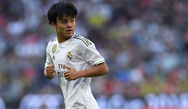Real Madrid: Takefusa Kubo wechselt per Leihe zum RCD Mallorca