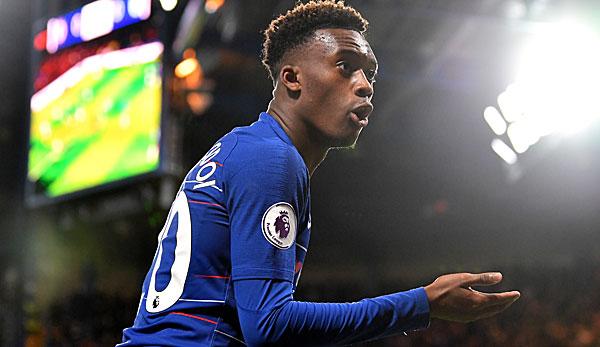 FC Chelsea: Callum Hudson-Odoi verlängert langfristig bei den Blues