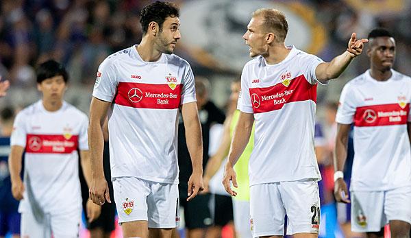 2. Liga: Holger Badstuber vom VfB Stuttgart für zwei Ligaspiele gesperrt