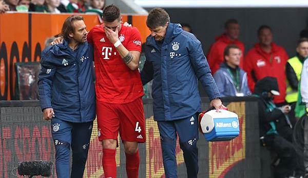 "FC Bayern - Uli Hoeneß: Niklas Süle kann ""EM ad acta legen"""