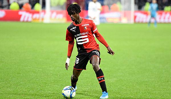 BVB offenbar an Stade-Rennes-Juwel Eduardo Camavinga interessiert