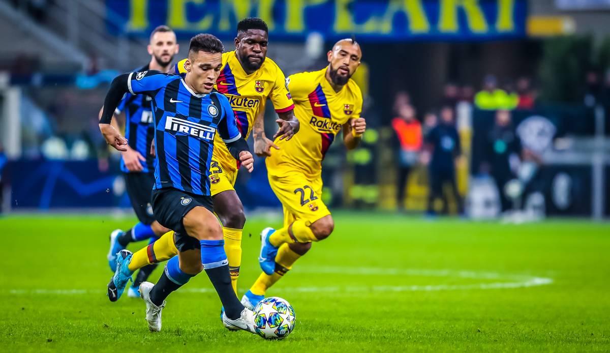 Inter Mailand Barcelona