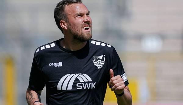 Kevin Großkreutz wechselte 2018 zum KFC Uerdingen.