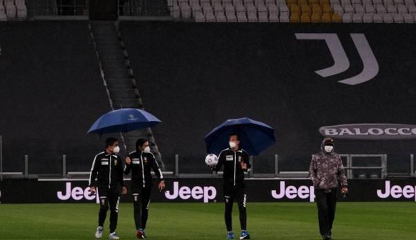 Serie A Heute Live FC Crotone Juventus Turin Im TV