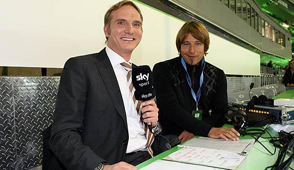 Sky Das Sind Die Bundesliga Kommentatoren Der Saison 2018 19