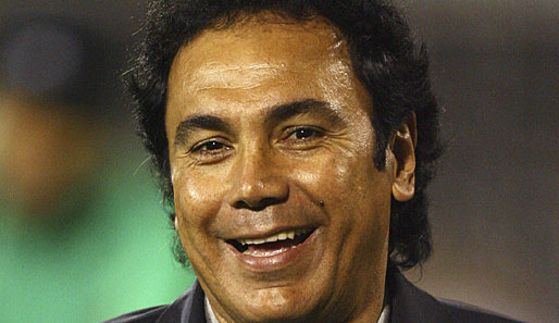 Fussball, Mexiko, Hugo Sanchez