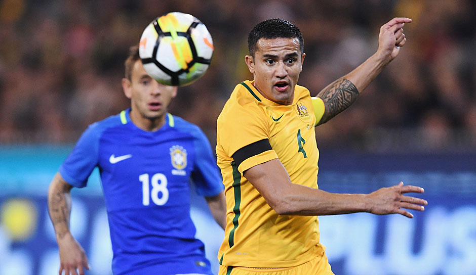 Tim Cahill (Melbourne City FC) - Angriff