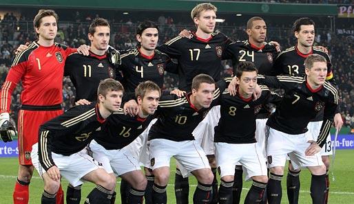 Deutsche Nationalmannschaft 2010