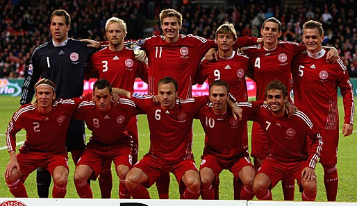 Dänemark Fußball
