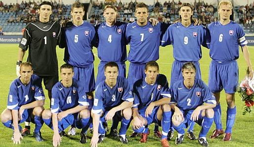 slowakei fußball