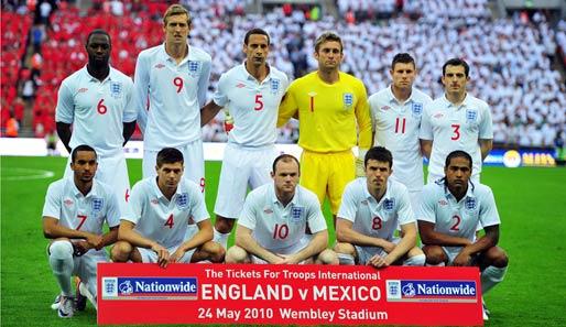 englische fußball nationalmannschaft