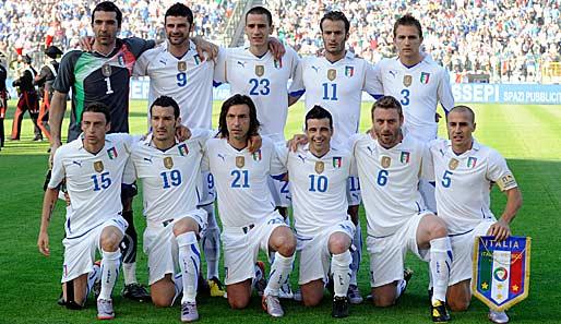 italienische nationalmannschaft 1990