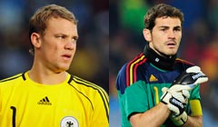 Manuel Neuer vs. Iker Casillas