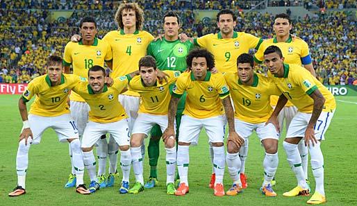 fussball brasilien live