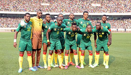 Kamerun Fußball