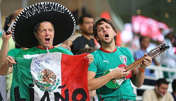mexiko fussball tabelle