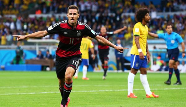 Deutschland Brasilien Testspiel