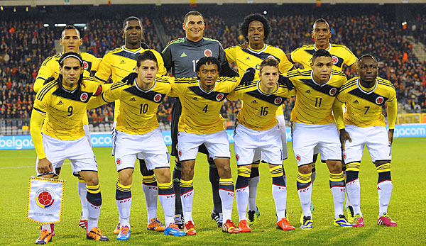 Kolumbianische Nationalmannschaft