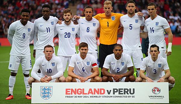 Wm Gruppe England