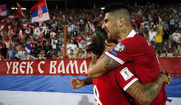 wm serbien