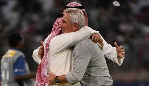 WM 2018: Aus für van Marwijk - Bauza neuer Trainer der Saudis