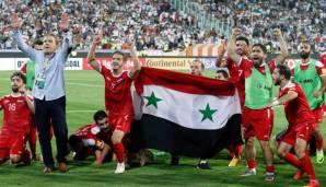 WM 2018: Syrien trägt Playoff-Hinspiel gegen Australien in Malaysia aus