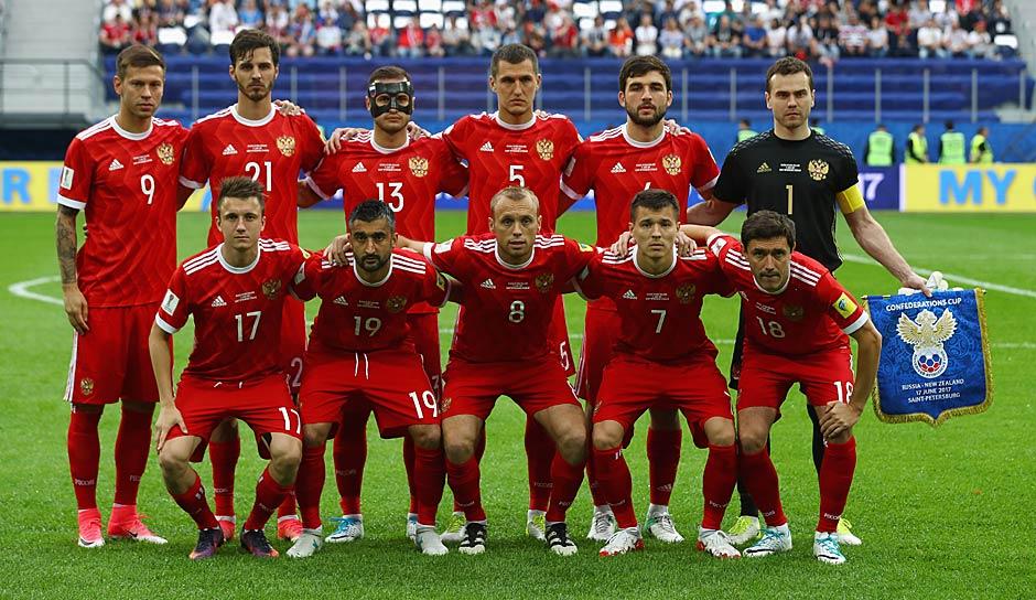 fussball deutschland vs russland