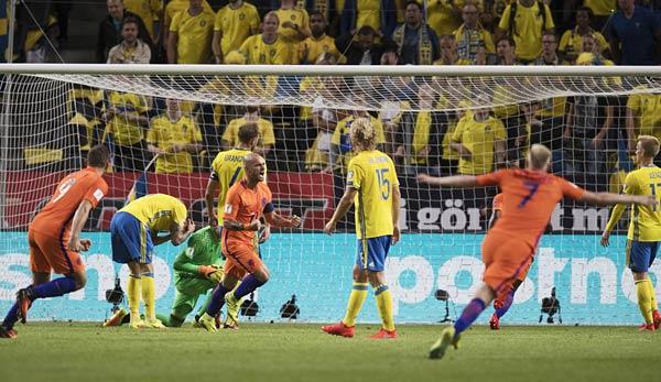 Wm Qualifikation Niederlande Schweden Livestream Liveticker