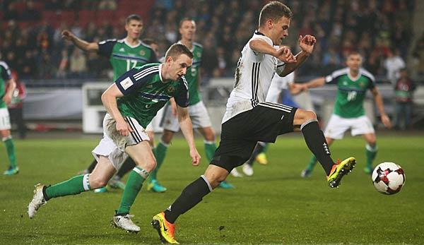 Nordirland Fußball Aufstellung
