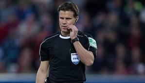 WM 2018: Schiedsrichter Brych in WM-Vorauswahl
