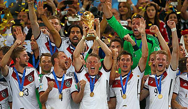 Deutsche Mannschaft Wm