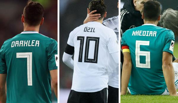 Wm Trikots 2018 So Laufen Deutschland Spanien Argentinien Und Co Auf