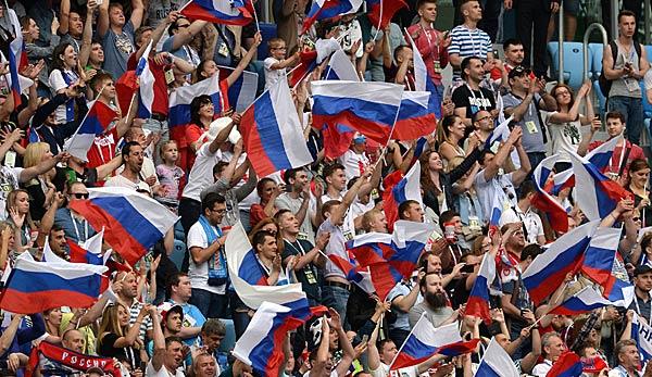Tickets Wm Russland
