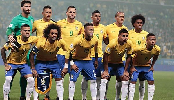 brasilien wm kader 2019
