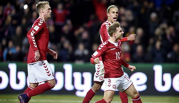 Kader Dänemark Wm 2021