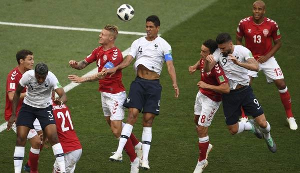 Fussball Dänemark Tabelle